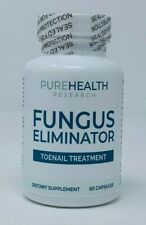PureHealth Research Fungus Eliminator Toenail Treatment New/Sealed Exp: 1/2022