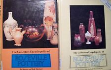 2 ROSEVILLE POTTERY PRICE VALUE GUIDES COLLECTORS BOOK Color Pictures TWO BOOKS