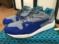 Puma x Hanon XS850 US11 Adventurer Men's Sneakers Grey Blue Limited