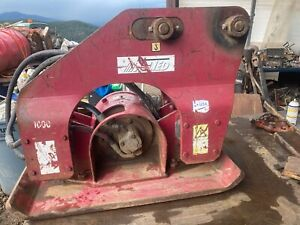 ALLIED HO-PAC 1000 VIBRATORY PLATE COMPACTOR ATTACHMENT WITH KISS QUICK COUPLER
