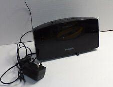 Philips Clock Radio AJ3400 Model AJ3400/37 digital display alarm