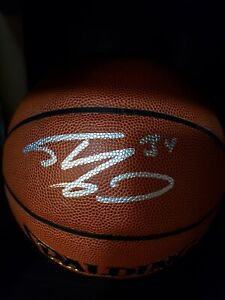 Shaquille O'Neal Signed Ball