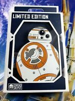 Walt Disney Star Wars Galaxy's Edge BB-8 Jumbo Pin LE 500