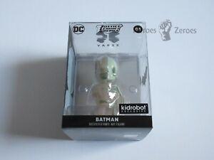 Mighty Jaxx Kidrobot Exclusive XXRAY 01 BATMAN Dissected Vinyl Figure Clear NIB