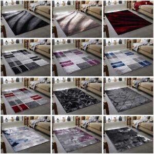 New Modern Large Rugs Living Room Carpet Mat Hallway Rug Runner Bedroom Carpets