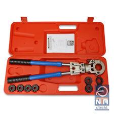 Presszange V-Kontur 12-22mm  +  TH-Kontur 16-32mm Set Presswerkzeug Pressbacke