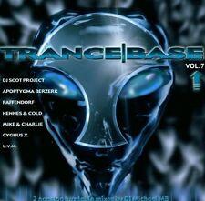 Trance base 7 (2001) DJ Scot Project, Apoptygma Berzerk, Paffen villaggio, h [CD DOPPIO]