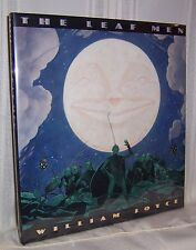 William Joyce LEAF MEN And The Brave Good Bugs Signed with Drawing First edition