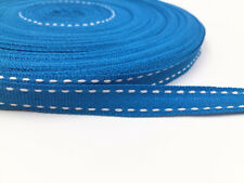 10Yards Of 10mm/0.4in Soft Polyester Air Webbing Blue Color,Straps,Leads