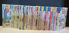 """ARCHIE COMIC DIGEST (28 Volumes) featuring """"BETTY AND VERONICA DOUBLE DIGEST"""""""
