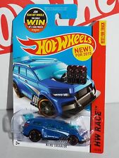 Hot Wheels New For 2015 Factory Set Release #153 Nitro Tailgater Blue