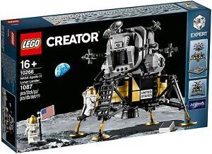 LEGO 10266 Creator Expert NASA Apollo 11 Lunar Lander free UPS delivery#4