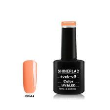 'SHELLS IN THE SAND' SHINERLAC 'RHYTHM & HEAT' COLLECTION UV/LED Gel Nail Polish