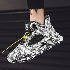 Niepce Dusty Camo Sneakers Hip Hop Asian Streetwear Running Shoes Mens Tennis