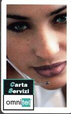 45- Carta Servizi Omnitel  12/2001 L.10.000