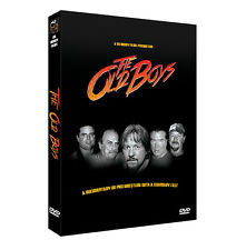THE OLD BOYS DVD - WRESTLING DOCUMENTARY - BRET HART RODDY PIPER WWE WWF WCW ROH