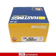 99-10 4.8L & 5.3L GM V8 OHV 16V Hastings PISTON RINGS VORTEC