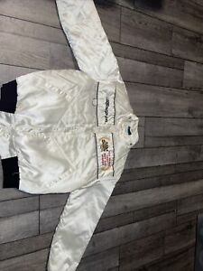 1984 SNAP-ON Team 1 RICK MEARS INDY 500 Winner Button-Down Zippered (M) Jacket
