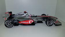 MINICHAMPS 1/18 Mclaren Jenson Button Showcar limited to 1002 pieces - 530101871