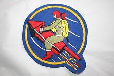 87TH TROOP CARRIER SQUADRON A2 JACKET PATCH EXCELLENT COPY WW2