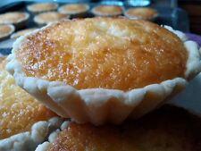 A Dozen of Homemade Coconut Tarts