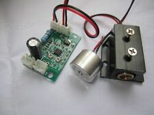 532nm 100mW Green Laser Module & 660nm 200mW Red Module with Driver board + TTL
