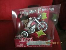 Bratz Babyz 1st Motor-Bike Too CUTE Never Opened SHINY Silver HOT Pink FLAMES