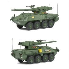 1/48 Solido Char M1128 MGS Stryker Green Camo 2002 neuf Livraison Domicile