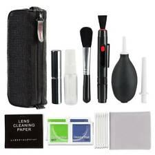 Universal Camera Lens Cleaning Kit DSLR SLR Cleaner Wipes for Canon Nikon Sony
