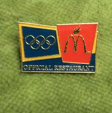 #P299. .  SYDNEY 2000 OLYMPIC PIN - McDONALDS