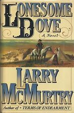 "LARRY McMURTRY ""Lonesome Dove"" SIGNED 1st Edition FINE Condition PULITZER PRIZE"