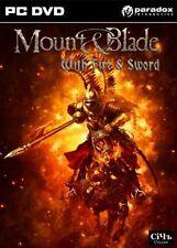 PC Computer Spiel ***** Mount & Blade Fire and Sword * und **************NEU*NEW