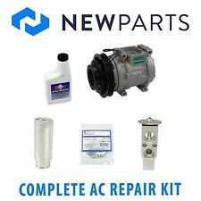For Toyota 4Runner 94-95 3.0L Complete A/C Repair KIT w/ Compressor & Clutch