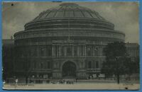 CPA: Angleterre - Albert Hall - London / 1911