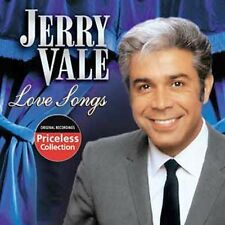 Love Songs [Collectables] by Jerry Vale (CD, Mar-2006, Collectables) NEW SEALED