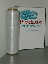 "Predator Ultra 1800 Series Blown Hand Wrap 18"" x 1500'  4 Rolls/Case"