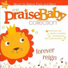 FREE US SHIP. on ANY 2 CDs! USED,MINT CD Praise Baby Collection: Forever Reign
