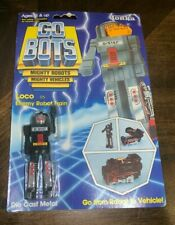 Tonka Go Bots Loco 05 Enemy Robot Train 1983 New Moc