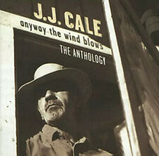 J.J. Cale - Anyway The Wind Blows - Double CD - The Anthology