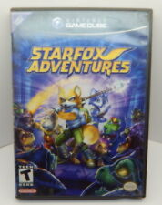 Starfox Adventures (Nintendo GameCube, 2002)Black Label R12661