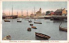 BR81849 guernsey st sampson s harbour ship bateaux uk