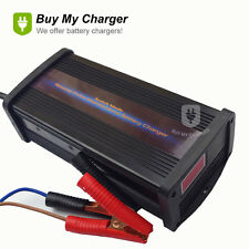 Automatic 36V Volt 10A/15A/20A Current Switchable Lead Acid Battery Charger