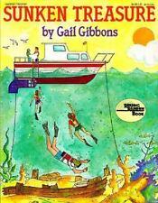 Versunkene Schatz Reading Rainbow Books 1990 von Gibbons, Gail 0064460 ex-Library