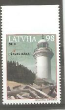 2010 Lettonia-SG 786-Faro-LIBRETTO TIMBRO-UMM