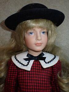 "1993 Tonner KAYLIE Artist Vinyl Doll 18"" Limited 186/500"