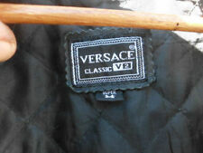 Versace Leather Clothing for Men