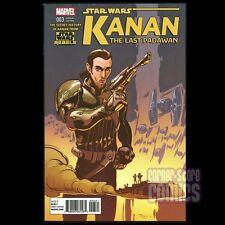 Star Wars KANAN The Last Padawan #3 (2015) REBELS Television VARIANT TV Show NM!