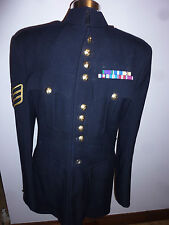 IRISH GUARDS MANS NO.1 ARMY JACKET COLOUR SERGEANT CHEST: 38-39""
