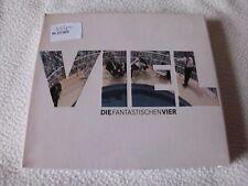 Die Fantastischen Vier-Viel(Deluxe Edition im Digipack mit CD+Bonus-DVD - CD-OVP