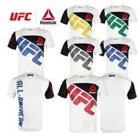 Reebok Men's UFC Official Fighter Jersey Shirt